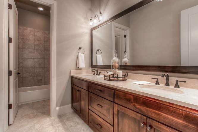 Bathrooms compass custom homes for Bella bathrooms
